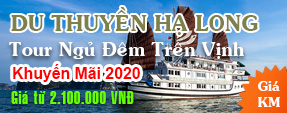 Du Thuyen Ha Long