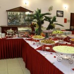 Buffet an sang