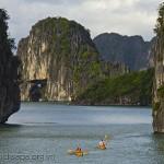 Cheo Kyak Tren Vinh
