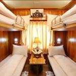 Fansipan Train Cabin