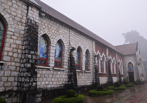 Nhà Thờ Đà - Sapa