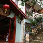 Phia Truoc Fansipan View