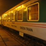 Tàu Green Train Express