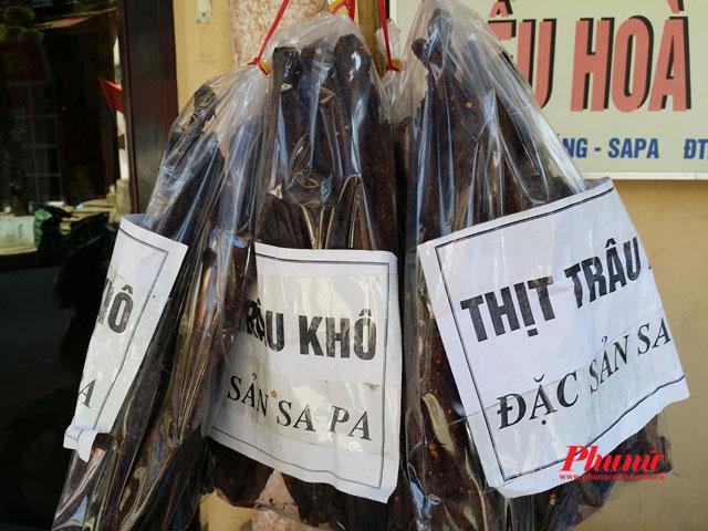Thit Trau Kho Sapa